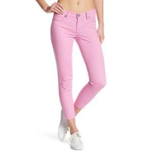KUT from the Kloth Ellen Skinny Ankle Jeans